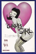 Grub Girl / Akuma-She Illustrations #1  Verotik 1995  Pin-Ups Jason Pearson