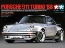 Tamiya 24279 1/24 Porsche 911 Turbo '88 w/ Realistic Engine LimitedVer.fromJapan