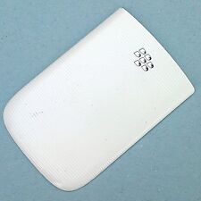 100% Genuine Blackberry Torch 9800 battery cover white rear housing back fascia