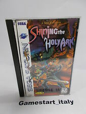 SHINING THE HOLY ARK (SEGA SATURN) NTSC VERSION USED BOXED