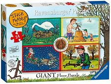Stick Man - Ravensburger 24 Piece Giant Floor Puzzle *BRAND NEW*