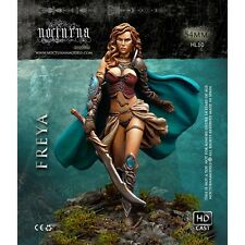 Nocturna Models Freya Female Warrior 54mm resin unpainted kit