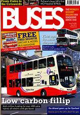 BUSES 686 MAY 2012 London,Urban Bus,Torotrak IVT,VOSA PSV,High Peak,Model Bus