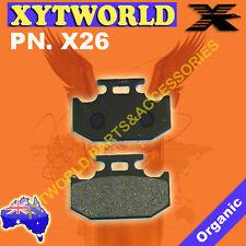 Parking Brake Pads Yamaha YXR700 YXR 700 Rhino 4x4 SE 2008-2011