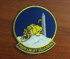 USAF FLIGHT SUIT PATCH, 756TH AIRLIFT SQUADRON