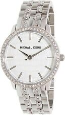 Michael Kors Women's Glitz MK3148 Silver Stainless-Steel Quartz Watch