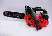 "Cayenne Gasoline / Petrol Chain Saw 12"" / 30 cms (China)"