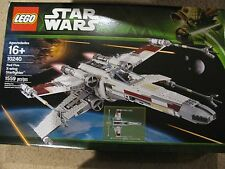 STAR WARS RETIRED LEGO RED FIVE X-WING STARFIGHTER #10240 NEW IN THE BOX