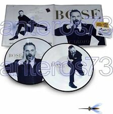 "MIGUEL BOSE ""CARDIO"" 2 LP PICTURE DISC ITALY ONLY - NEW"