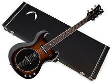 DEAN Gran Sport electric 6-string BANJITAR Banjo GUITAR w/ CASE Tobacco Sunburst