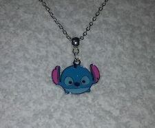 STITCH TSUM TSUM Inspired Charm NECKLACE Party Bag Stocking Filler