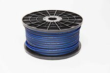 50 METRE 16 GAUGE OXYGEN FREE COPPER SPEAKER WIRE 16 AWG 50M OFC CABLE 1.5mm2