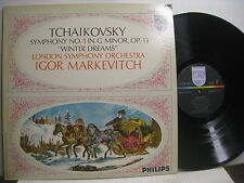 "Tchaikovsky Sym no 1 ""Winter Dreams"", Markevitch & London  **Philips PHS 900-223"
