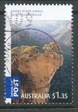 Australian Stamps - 2008 Gorgeous Australia - $1.35 Single - Used