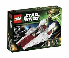 Lego 75003 Star Wars A-Wing Starfighter Raumschiff Han Solo