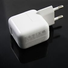 OEM White EU Wall Charger Adapter 12W 100-240V For Apple iPad 1/2/3 iPad Mini