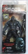 "GRENADIER LAMBERT SDCC Neca Gears Of War 2 2009 7"" INCH Exclusive Action FIGURE"