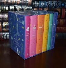 Peter Pan Little Princess Secret Garden Finn 6 Volumes Deluxe Sealed Boxed Set