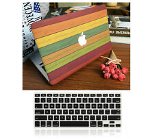 """Ghost Pattern Hard Case Keyboard Cover For Macbook Pro Air 11 13""""15"""" Retina 12"""""""