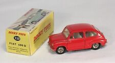 Dinky Toys 520, Fiat 600 D, Mint in Box                        #ab1237