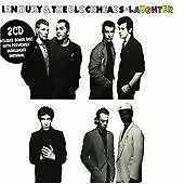 Ian Dury : Laughter [2CD Deluxe Edition] (2CDs) (2004)***NEW***SEALED
