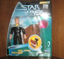 Chief Miles O'Brien--1998 Playmates Warp Factor--Star Trek: Deep Space Nine