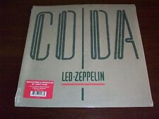 Led Zeppelin,Coda,2015 Remastered Swan Song Press.New Sealed Cond.