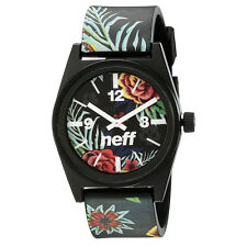 Neff Mens Daily Wild Watch Astro Floral Fashion Time piece