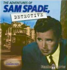 The Adventures of Sam Spade MP 3 CD Old Time Radio otr detective mystery