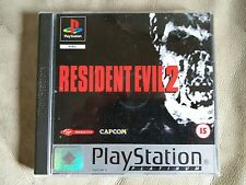Resident Evil 2 - Sony Playstation 1 - PAL.