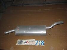 191907 MARMITTA TERMINALE( MUFFLER /AUSPUFF )BMW 324D 320I E30 82 90