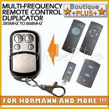 Remote Control Duplicator for HORMANN HS1,HSE1,HS2,HSE2,HS4 868mhz Blue Buttons