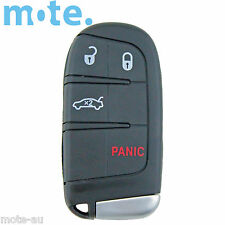 Chrysler 300 LX 2012 - 2014 4 Button Key Remote Case/Shell/Blank/Enclosure