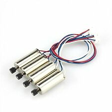 Original 4Pcs Motor (CW CCW) Spare Parts for Wltoys XK Alien X250 RC Quadcopter