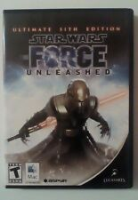 Star Wars The Force Unleashed Ultimate Sith Edition for Apple Mac