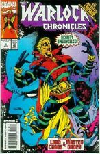 Warlock Chronicles # 2 (Infinity Crusade crossover) (USA, 1993)