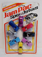 TOOTSIETOY Die-cast 1988 JAM PAC SPEEDSTERS SET #2896 - MINT on BUBBLE PACK ~
