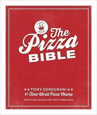 The Pizza Bible by Tony Gemignani (2014, Hardcover)