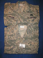 Set of 2 US Air Force WOMEN'S UTILITY COAT - Tiger Digital Camo - Size 16S