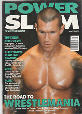 Power Slam, The Wrestling Magazine, Randy Orton, issue No175