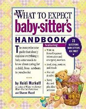 What to Expect Baby-Sitter's Handbook