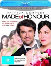 Made of Honour (Blu-ray, 2008)