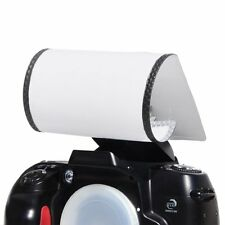 Universal Soft Screen Pop-Up Flash Diffuser For Canon Nikon Panasonic Olympus