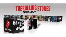 CD THE ROLLING STONES COLLECTION *** N° 25 CD + 2 DvD Completi *** ......NUOVO