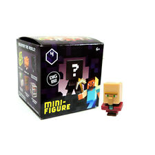 Minecraft - Single Mini Figure Series 4 - Priest Villager  *BRAND NEW*
