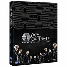 EXO [EXO FROM. EXOPLANET #1 THE LOST PLANET - IN SEOUL],3Discs+Photobook+Poster