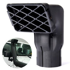 "Universal 3"" Fit Off Road/Farm Replacement Mudding Snorkel Head Air Intake Ram"