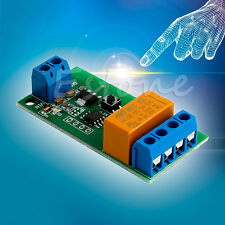 DC 5V~12V Motor Reverse Polarity Cyclic Timer Switch Time Repeater Delay Relay