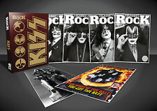 CLASSIC ROCK presents KISS Limited Edition (2500 cps) 40th Anniversary Folio NEW