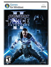 Star Wars FORCE UNLEASHED II 2 - US Version PC Game Win XP, Vista & 7 NEW in BOX